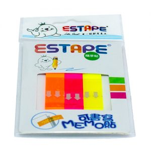 estape-be-creative-neon-memo